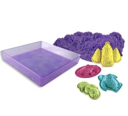 sabbia magica per bambini