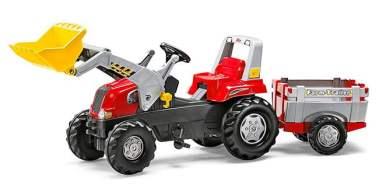 regalo trattore pedali
