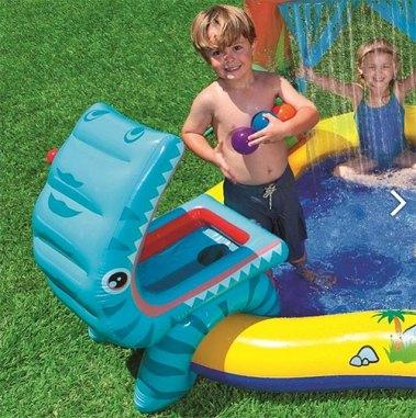 piscine gonfiabili per bimbi piccoli