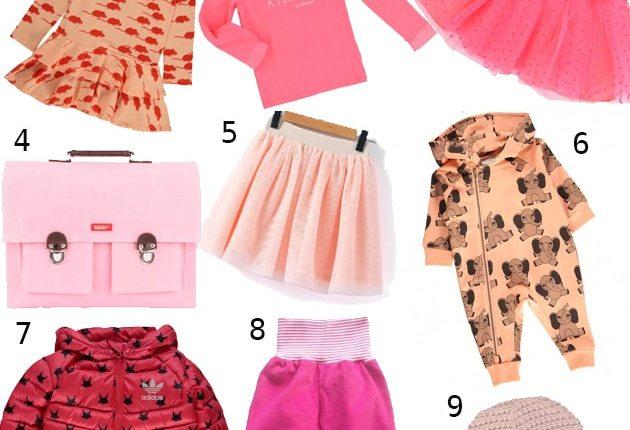 vestiti rosa natale