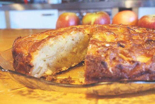 ricetta torta di mele favolosa
