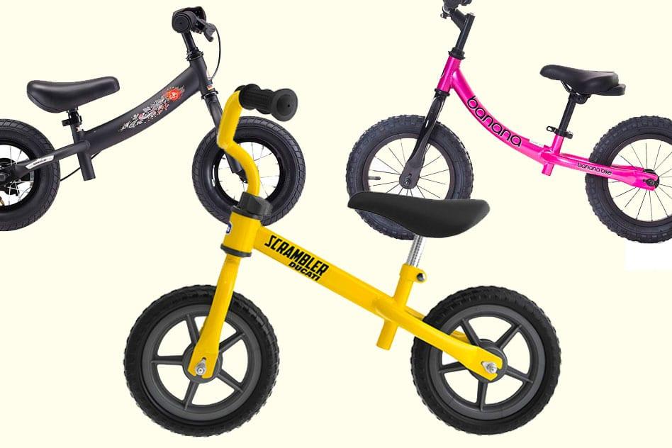 migliori bici senza pedali