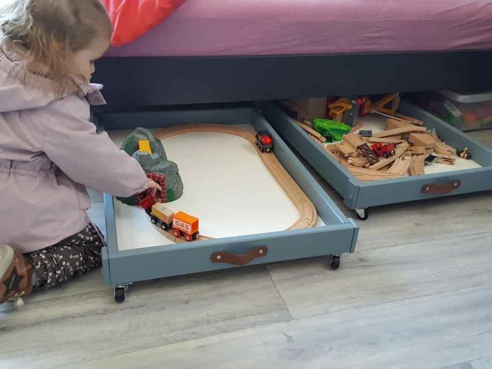 idee creative per la camera bambini