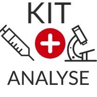 Bilans avec kit de prélèvement et analyse inclus