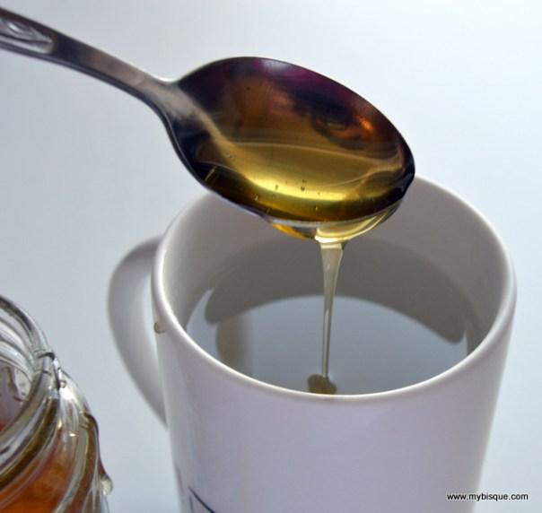 Limonada cu menta si miere
