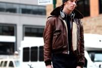 Bomber jacket, el todo terreno de cada invierno
