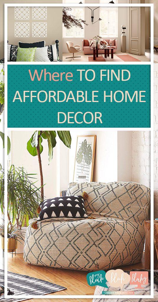 Inexpensive Home Furnishings