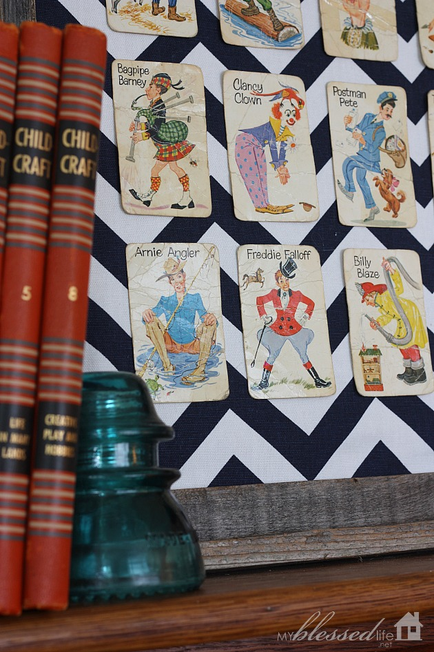 Diy Playing Card Specimen Art My Blessed Life