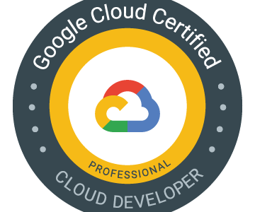 Google Cloud Platform Professional Developer Certification
