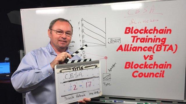 blockchain training alliance vs blockchain council