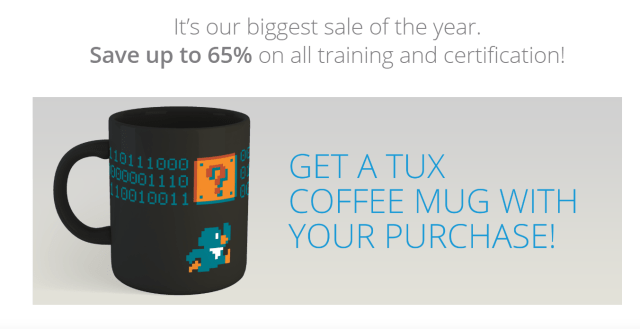 Linux Foundation Training Sale