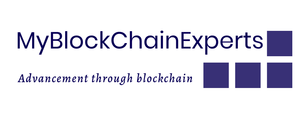 Welcome to MyBlockchainExperts