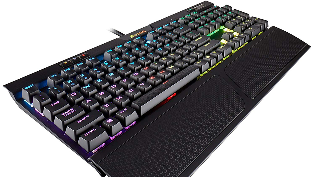 Corsair K70 RGB MK.2 Rapid Fire