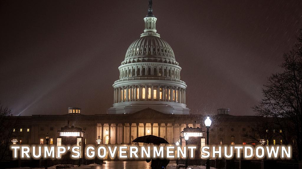 Trump's Government Shutdown