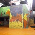 Main Bouldering Walls