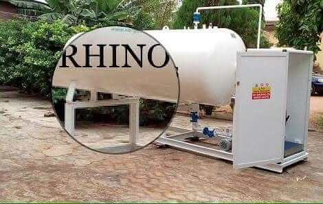 Mini cooking gas businesses