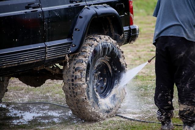 Car wash business