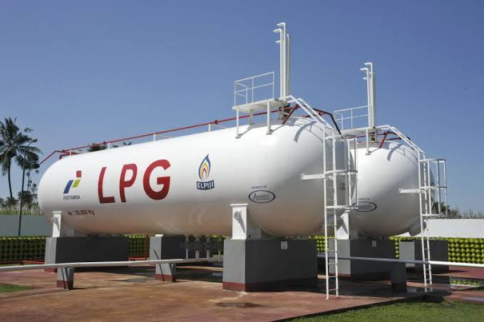 LPG setup cost