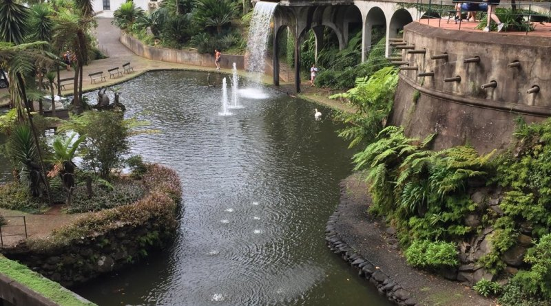 Monte Palace Jardim Tropical