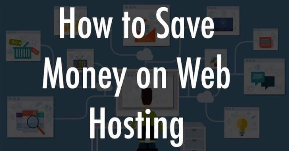 How to Save Money on Web Hosting