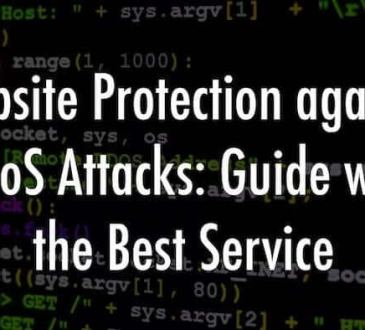 Protection against DDoS attacks
