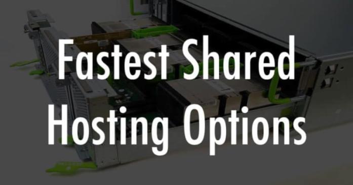 Fastest Shared Hosting