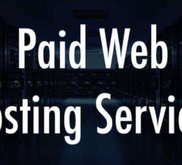 Paid Web Hosting Services