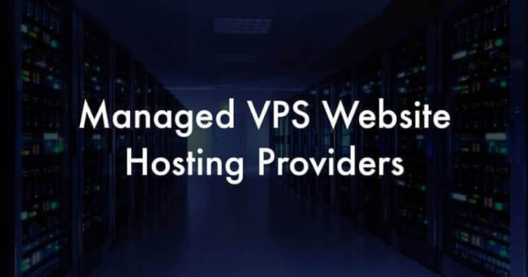 Fully managed VPS hosting services