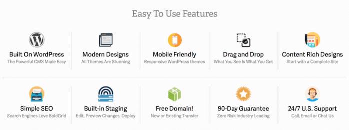 Site Builder Web Hosting