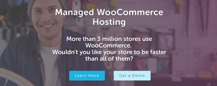 WooCommerce website hosting