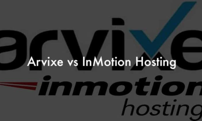 Arvixe or InMotion