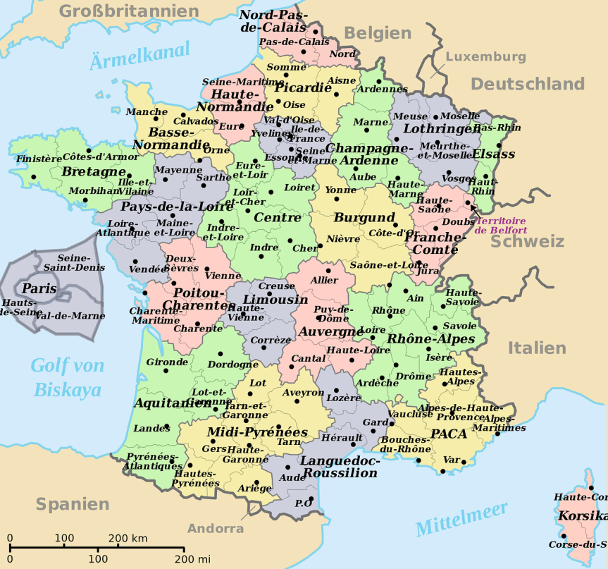 map-of-france-1290919_1280