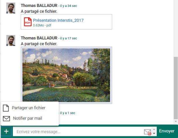 dialogue partage doc