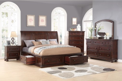 Our Favorite Sleigh Beds for Sale at Star Furniture