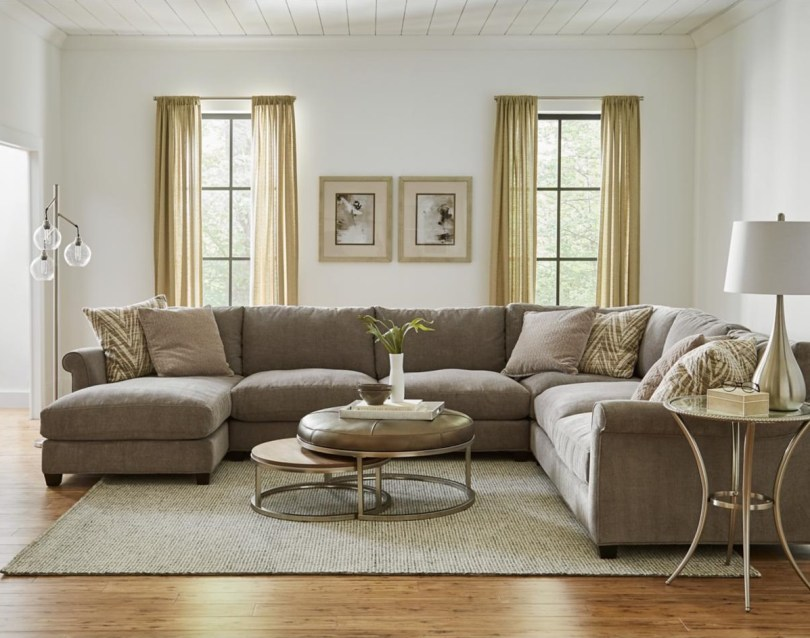 Large Sectional Sofas, Kid Friendly Sectional Sofas