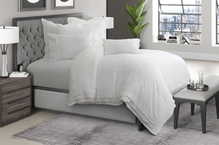 How to Make a Bed Look Luxurious: Our Luxury Bedding Spotlight