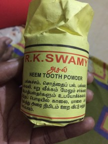 Neem powder 1