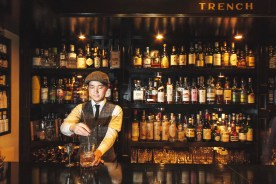 Tokyo Trench bar1