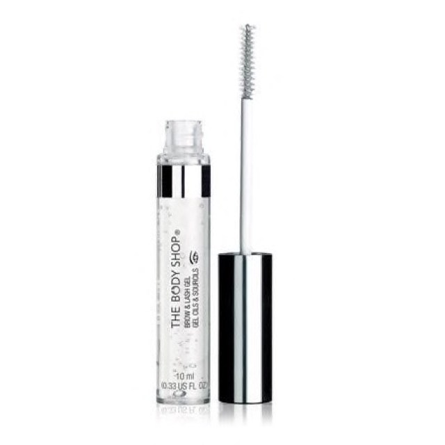 A photo of The Body Shop clear mascara