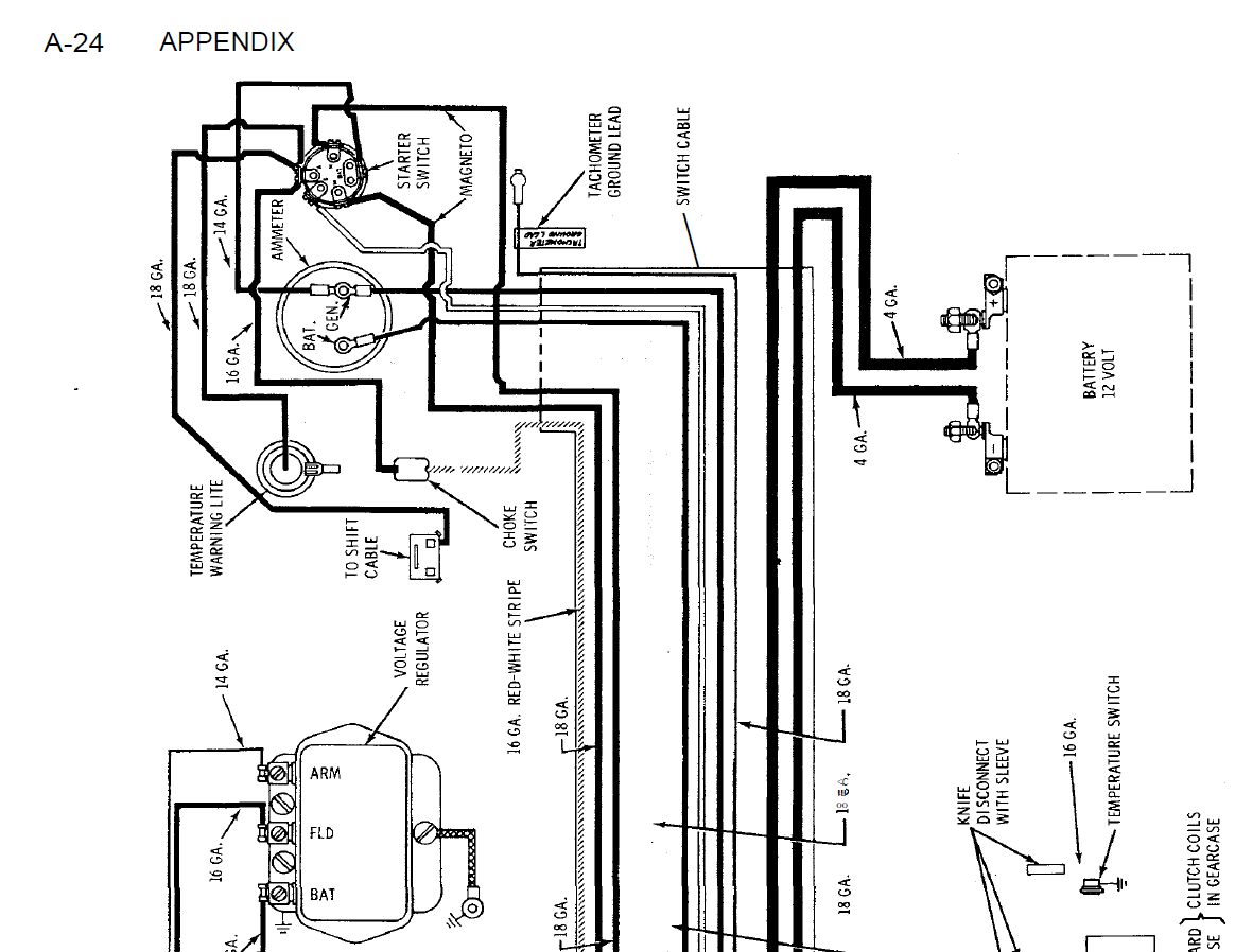 Wiring Diagram For A Mercury 115