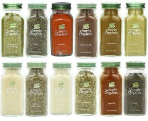 Simply Organic Starter Set
