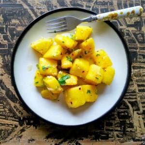 pineapple-chow-trinidad