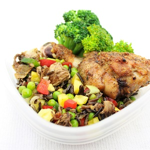 meal-prep-radicchio-salad-baked-chicken-wild-rice-brocoli-square-300x300