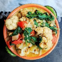 vegetable curry vegan indian