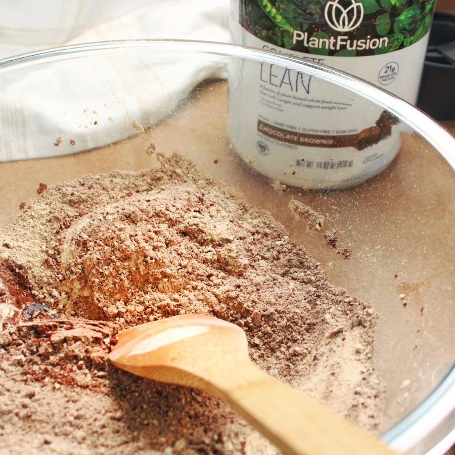 Mocha Chocolata Cupcakes (Vegan, Gluten Free) - Plant Fusion