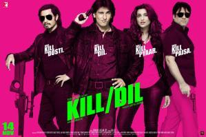 Kill Dil- Movie Review