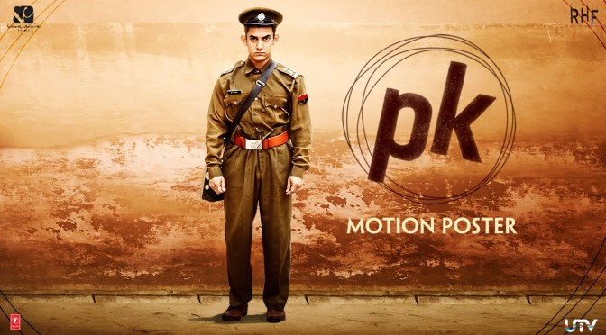 PK – Movie's Official Trailer