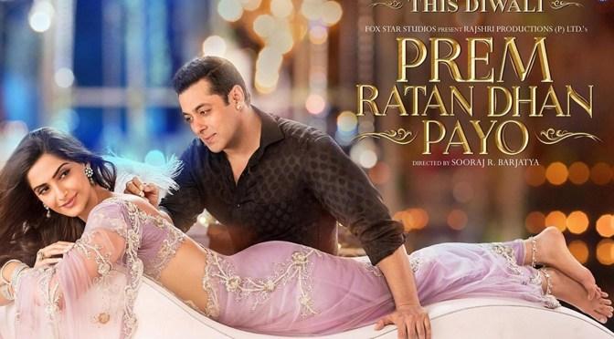 Prem Ratan Dhan Payo – Movie Review