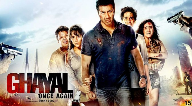 Ghayal Once Again – Movie Review