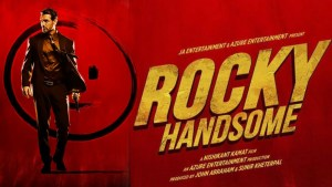 Rocky Handsome – Movie Review